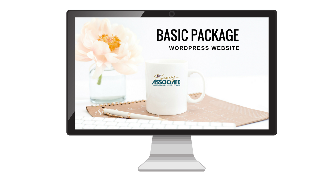 basic wordpress package