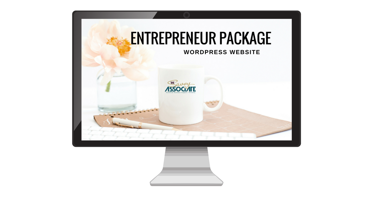 Entrepreneur WordPress Package