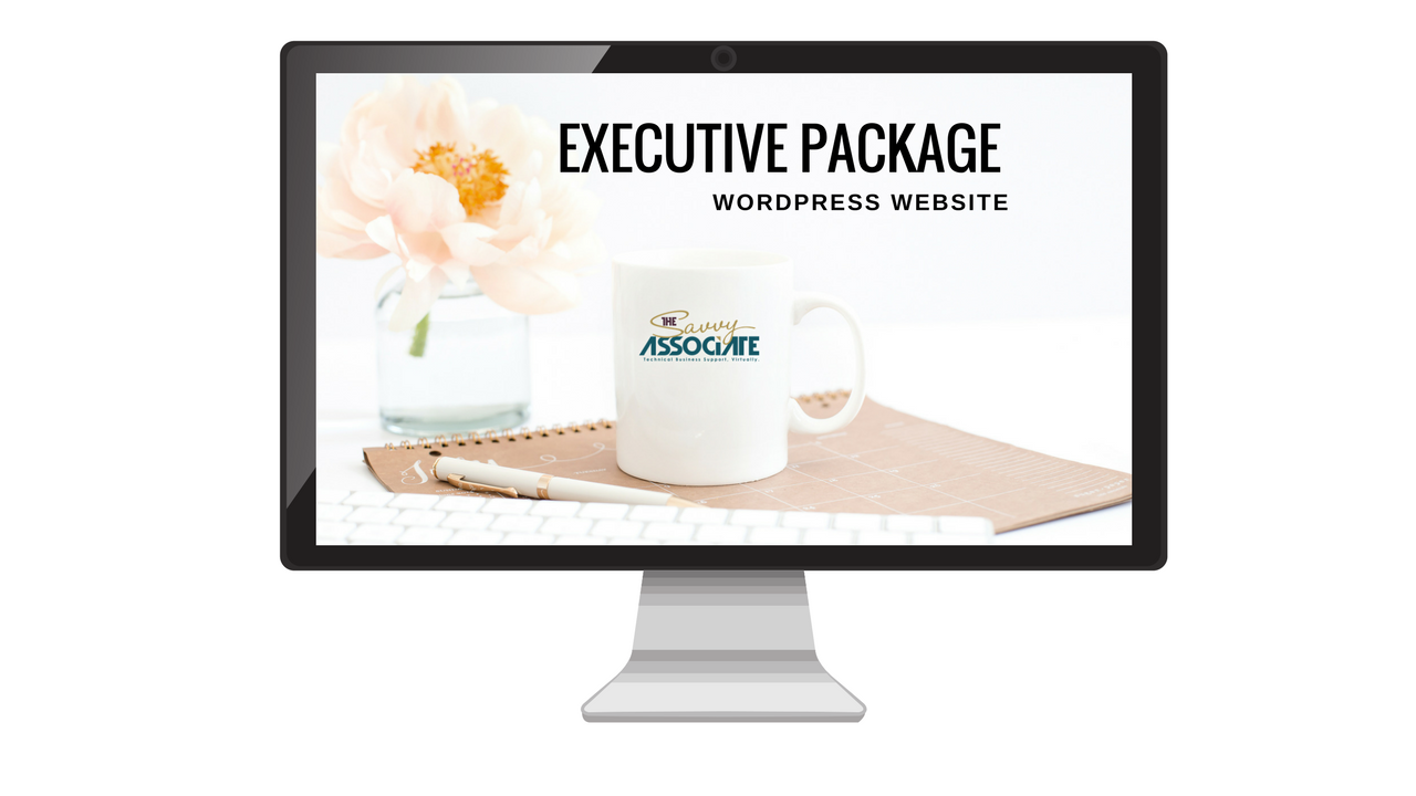 Executive WordPress Package